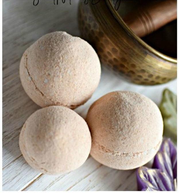 Easy DIY Bath Bomb Recipes - Homemade Bath Bombs - How to Make Meditation Bath Bombs - Cool Bath Bomb Recipe Ideas - How to Make Bath Fizzies - How to Make a Bath Bomb at Home #lush #crafts #bathbomb