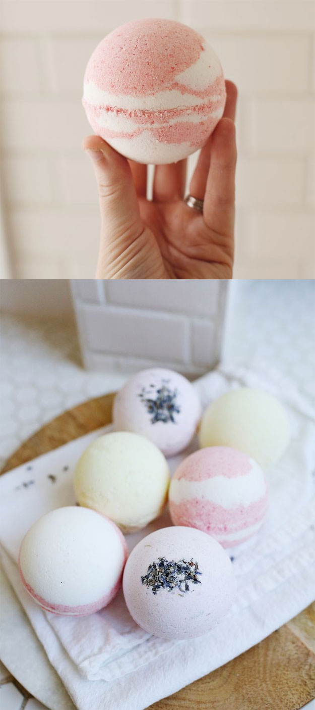 Lush Copycat Recipes - DIY Lush Bath Bomb Recipe - How to Make Lush Bath Bombs - DIY Lush Inspired Copycats and Dupes - How to Make Do It Yourself Lush Products like Homemade Bath Bombs, Face Masks, Lip Scrub, Bubble Bars, Dry Shampoo and Hair Conditioner, Shower Jelly, Lotion, Soap, Toner and Moisturizer. Tutorials Inspired by Ocean Salt, Buffy, Dark Angels, Rub Rub Rub, Big, Dream Cream and More - Teens and Teenager Crafts #teencrafts #lush #diyideas