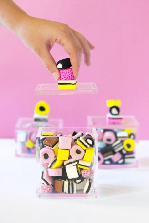 Cheap DIY Gifts to Make For Friends - Allsorts Candy Boxes DIY Tutorial - BFF Gift Ideas for Birthday, Christmas - Last Minute Gifts for Friends - Cool Crafts For Teens and Girls #teencrafts #diyideas #giftideas