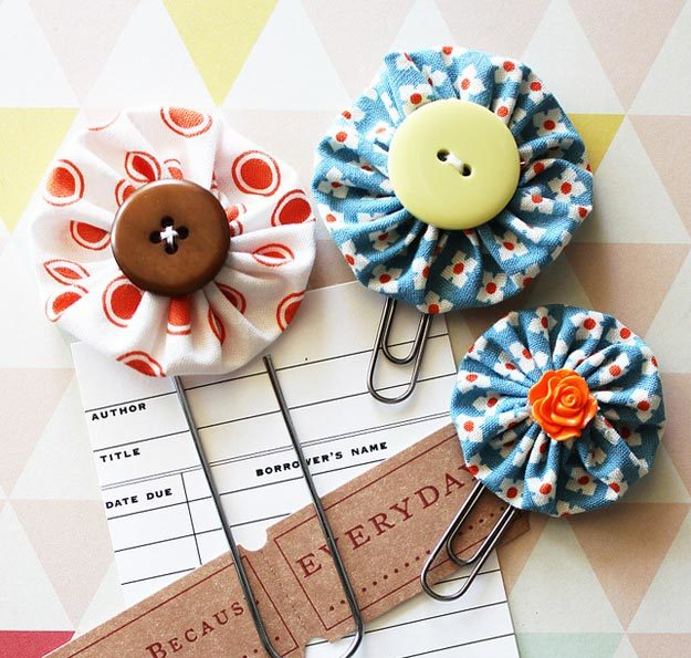 DIY Ideas for Summer - DIY Yo Yo Clips Tutorial - How to Make Yo Yo Clips - Cute Summery Crafts to Make and Sell - DIY Summer Crafts, Projects, Decor for Kids, Tweens, Teens, Adults, Seniors - Ideas to Make for Lake, Pool, Outdoors - Creative Things to Make for Summertime - Teen Crafts and DIY Projects #teencrafts #diyideas #craftideasforsummer