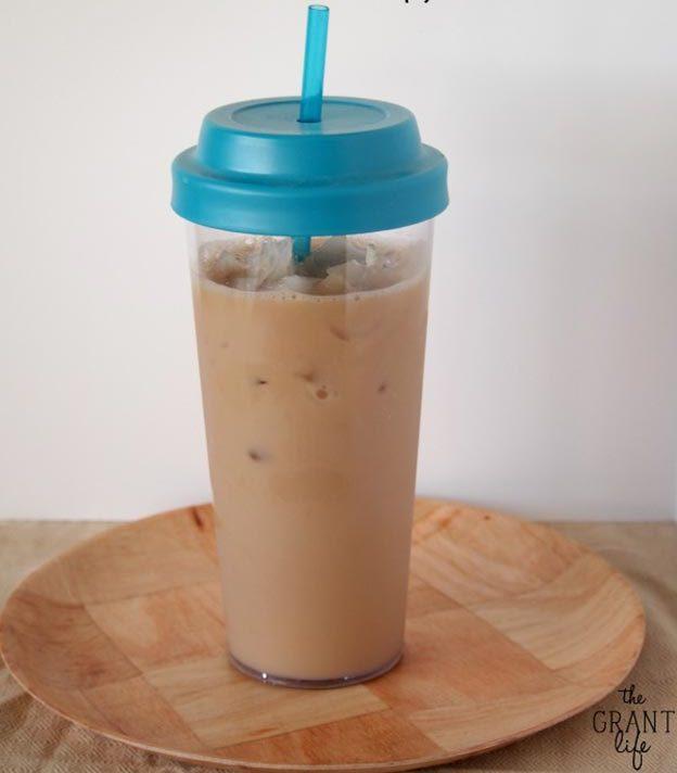DIY Starbucks Drinks - Starbucks Iced Chai Latte Recipe - How to Make A Starbucks Iced Chai Latte - How to Make Starbucks Drinks at Home - Recipes To Make At Home From Starbucks Menu, Starbucks Recipes - How To Make The Best Latte, Coffee, Copycat Frappuccino - Healthy Versions Of Starbucks Drinks - Iced Beverages, Refreshers, How To Make Hot Coffee Like Starbucks - Unicorn Frappuccinos, Mocha, Caramel Macchiato, White Chocolate Frappe #teencrafts #diyideas #diystarbucksdrinks