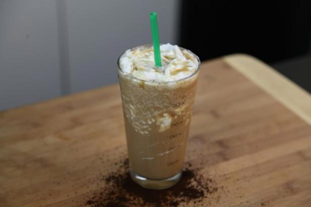 DIY Starbucks Drinks - Starbucks Vegan Frappuccino Recipe - How to Make A Starbucks Vegan Frappuccino - How to Make Starbucks Drinks at Home - Recipes To Make At Home From Starbucks Menu, Starbucks Recipes - How To Make The Best Latte, Coffee, Copycat Frappuccino - Healthy Versions Of Starbucks Drinks - Iced Beverages, Refreshers, How To Make Hot Coffee Like Starbucks - Unicorn Frappuccinos, Mocha, Caramel Macchiato, White Chocolate Frappe #teencrafts #diyideas #diystarbucksdrinks