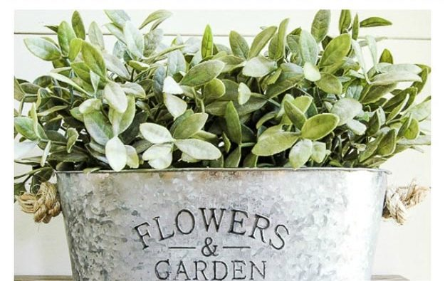 Dollar Store Crafts - DIY Aged Galvanized Planters Tutorial - How to Make Cute Planters - Easy DIY Dollar Tree Crafts - Cheap DIY Projects for Teenagers, Room, Decor, and Gifts - Dollar Tree Crafts to Make and Sell, at Home - Handmade Craft Ideas to Sell with Instructions and Tutorials - Easy Teen Crafts #teencrafts #diyideas #dollarstorecrafts