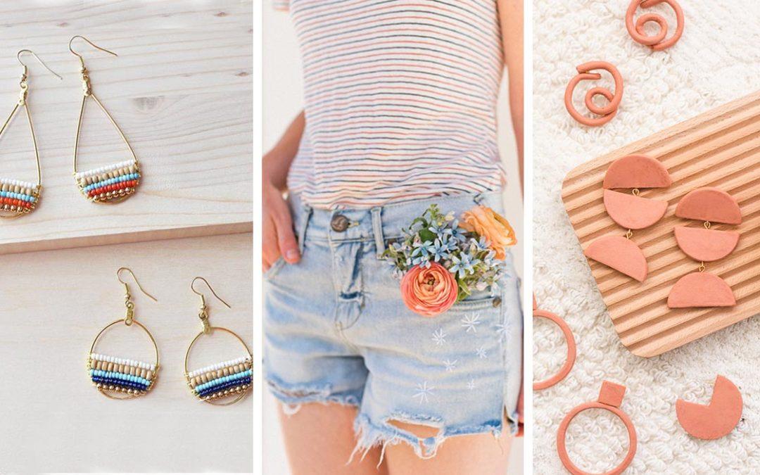 DIY Boho Fashion Ideas