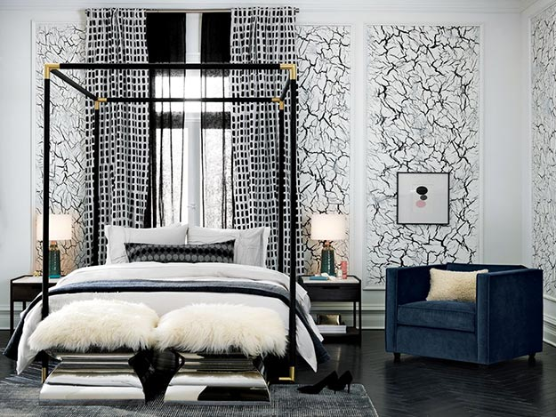 Painting Ideas for Room - DIY Crackled Wall Tutorial - How to Paint A Marble Wall - Easy Painting Ideas for Walls - Ways to Paint Walls - Wall Paint Inspiration - Teen Room Decor Ideas #teencrafts #paintwalls #diyideas
