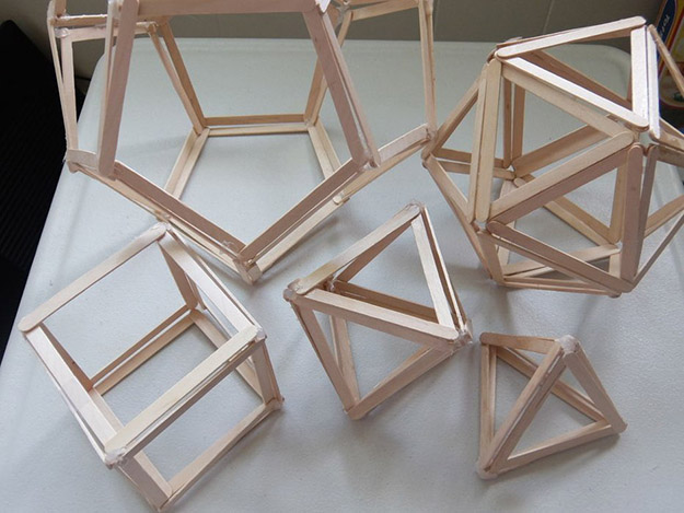 DIY Ideas With Popsicle Sticks - Popsicle Stick Crafts - Popsicle Stick Crafts for Boys - Ideas to Make With Cheap Craft Supplies - Easy and Cheap DIY Crafts for Kids to Make at Home - How to Make Crafts With Popsicle Sticks #teencrafts #diyideas #popsiclestickcrafts