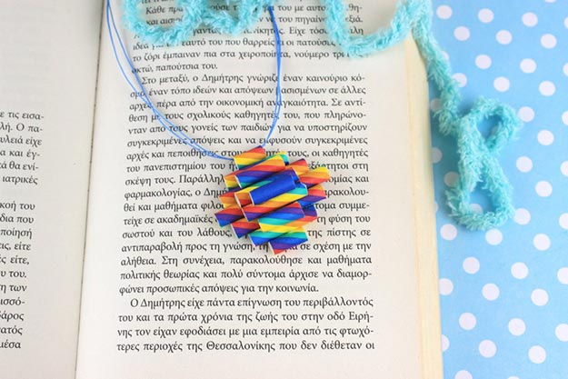 DIY Jewelry Ideas - DIY Rainbow Straw Necklace Tutorial - How to Make A Necklace out of Straws - How to Make Your Own Jewelry - Jewelry Making Ideas for Beginners - Handmade Craft Ideas to Sell with Step by Step Instructions  - Easy Teen Crafts #teencrafts #diyideas #diyjewelry