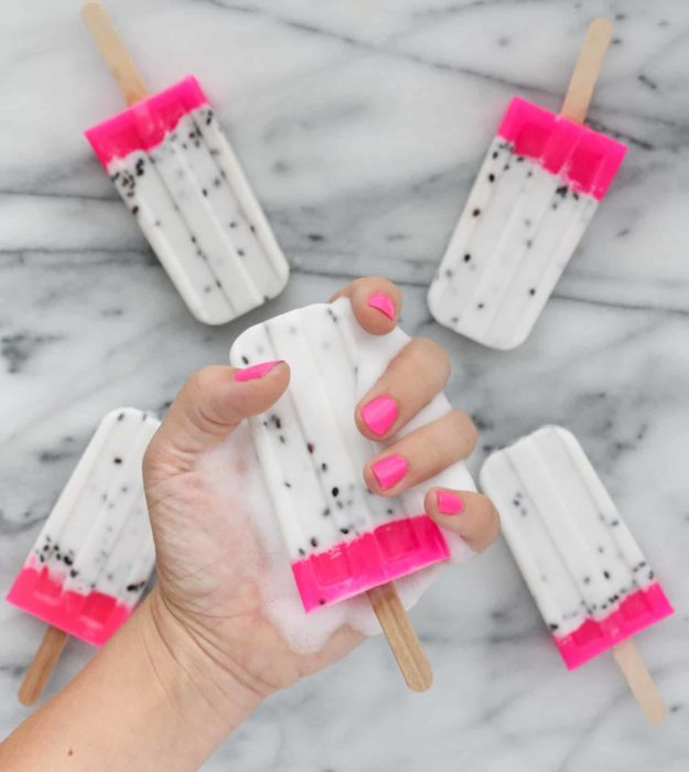 Cheap Crafts - DIY Dragonfruit Soap Popsicle Tutorial - How to Make Soap Popsicles - Inexpensive Craft Project Ideas for Teenagers, Teens and Adults - Easy DIY Ideas To Make On A Budget - Cool Dollar Store Crafts and Things You Can Make For Free - Homemade Wall Art and Room Decor, Gifts and Presents, Tutorials and Step by Step Instructions #teencrafts #cheapcrafts #diyideas