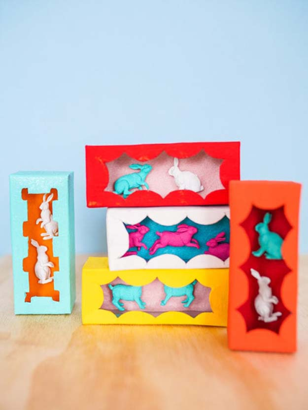 Cheap Crafts - DIY Juice Box Diorama Tutorial - How to Make Dioramas - Inexpensive Craft Project Ideas for Teenagers, Teens and Adults - Easy DIY Ideas To Make On A Budget - Cool Dollar Store Crafts and Things You Can Make For Free - Homemade Wall Art and Room Decor, Gifts and Presents, Tutorials and Step by Step Instructions #teencrafts #cheapcrafts #diyideas