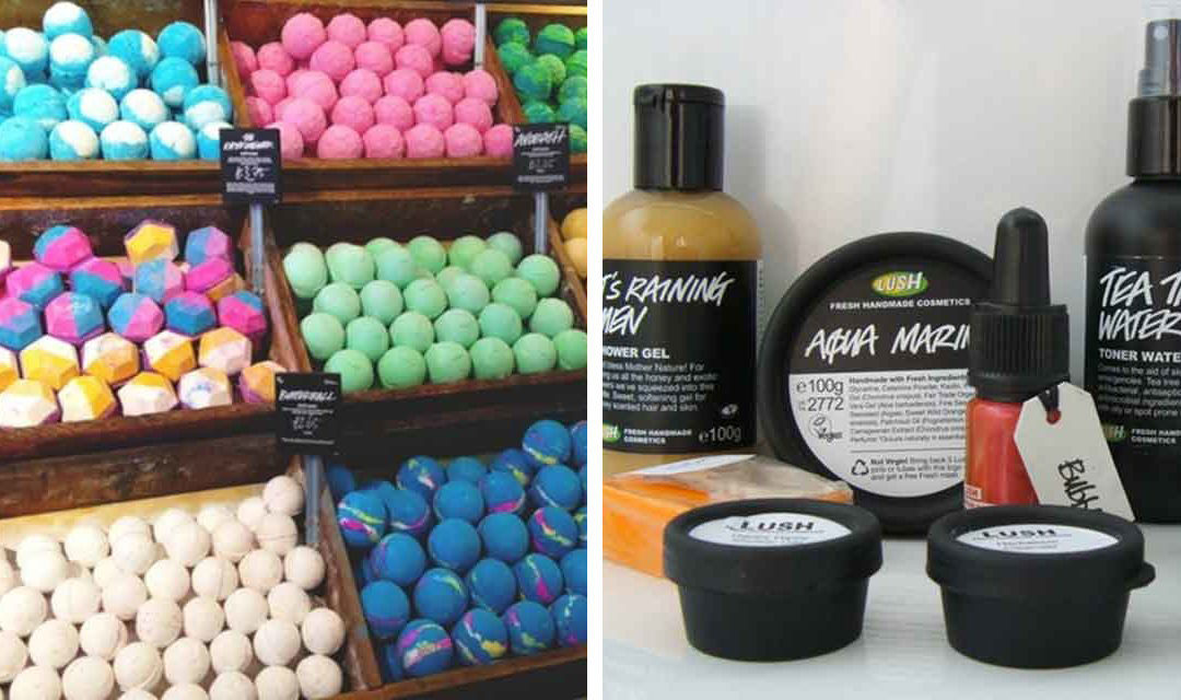 DIY Lush Product Recipes and Tutorials - How To Make Lush Products At Home - Bath Bombs, Face Masks, Soaps and Lotions