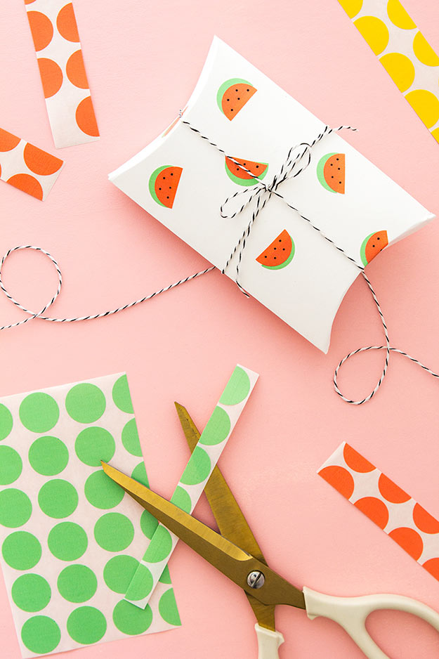 DIY Ideas for Summer - DIY Watermelon Stickers Tutorial - How to Make Watermelon Stickers - Cute Summery Crafts to Make and Sell - DIY Summer Crafts, Projects, Decor for Kids, Tweens, Teens, Adults, Seniors - Ideas to Make for Lake, Pool, Outdoors - Creative Things to Make for Summertime - Teen Crafts and DIY Projects #teencrafts #diyideas #craftideasforsummer