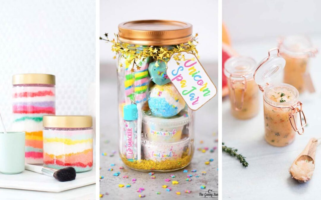 45 Gift Ideas in A Jar
