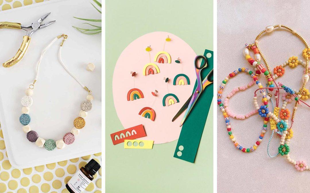 50 DIY Jewelry Ideas